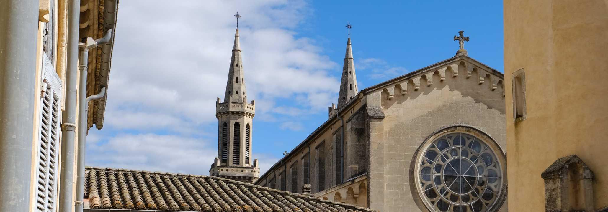 Kloster und Camargue