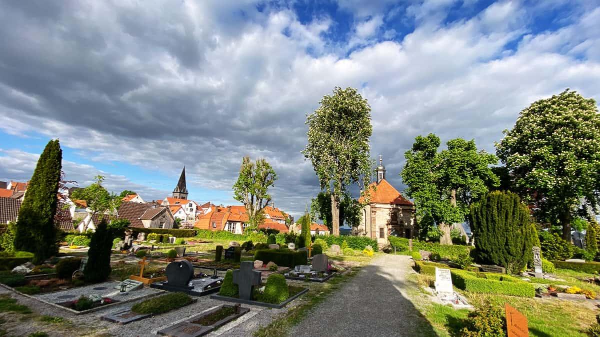 Friedhof Warburg