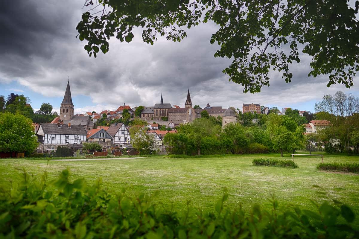 Warburg Panorama