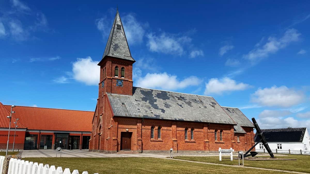 Kirche Løkken