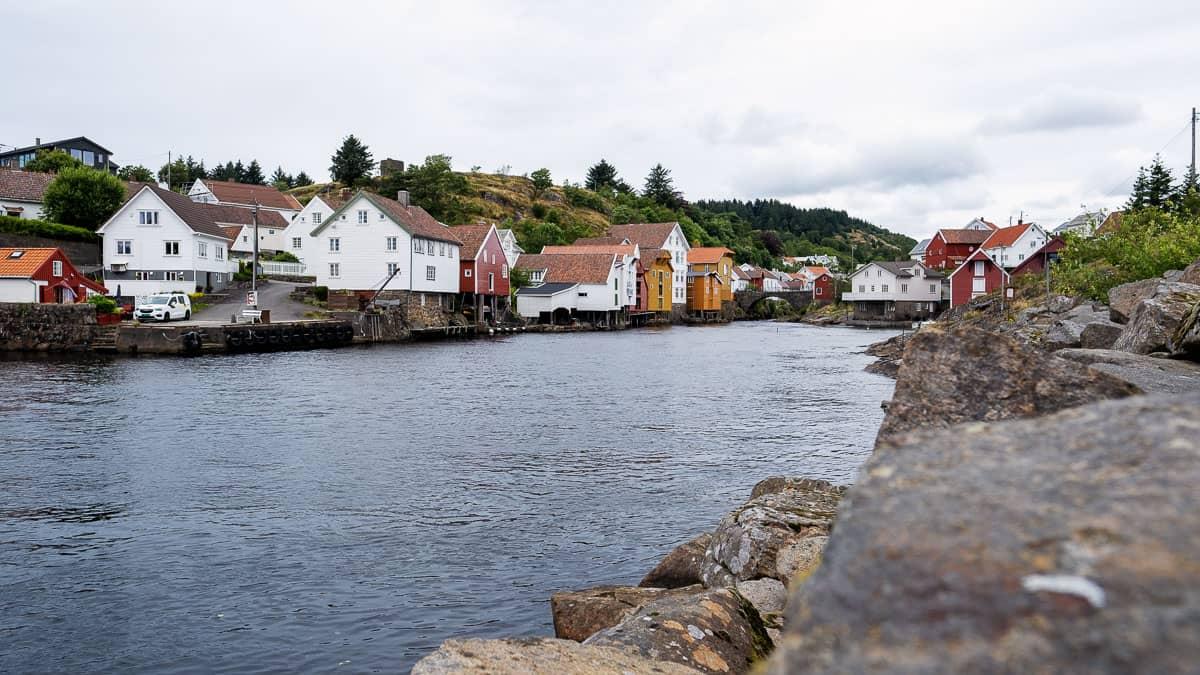 Hafen Sogndalstrand