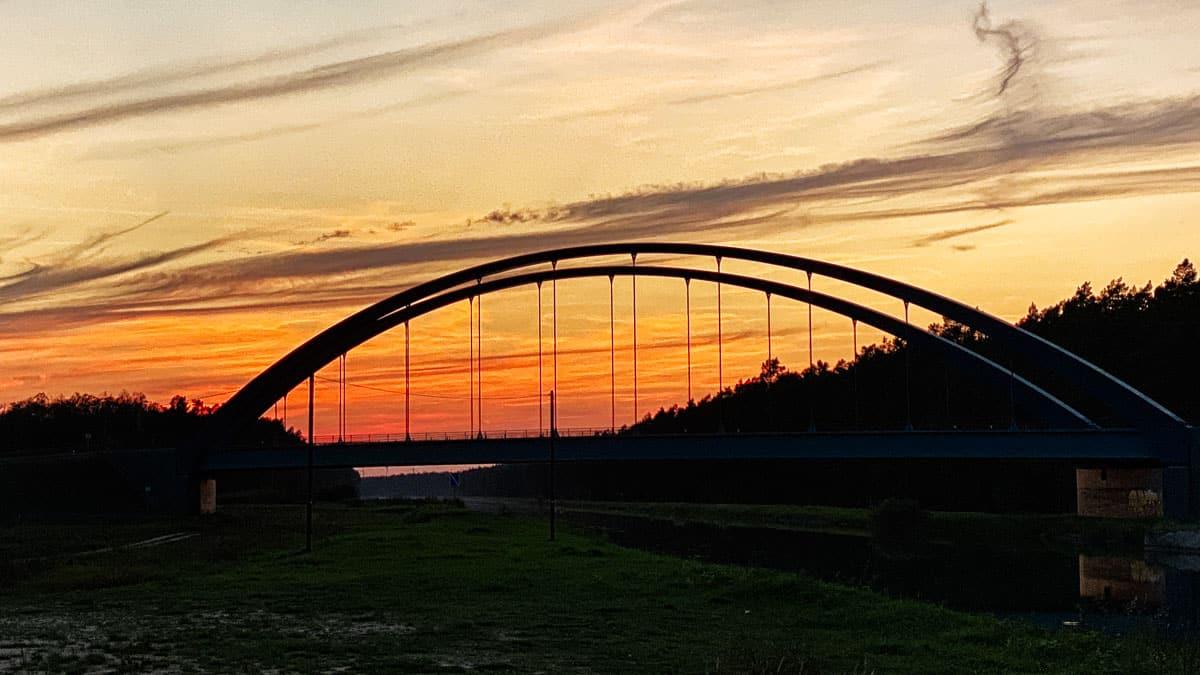 Brücke Oder-Havel-Kanal